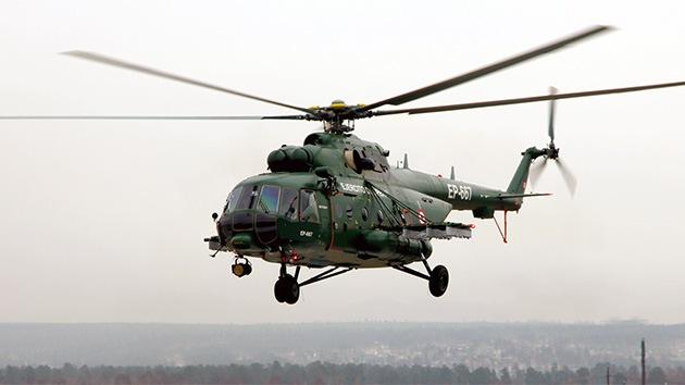 Rusia envía el primer lote de los helicópteros Mi-171Sh a Perú