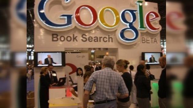 Francia condena a Google por digitalizar libros