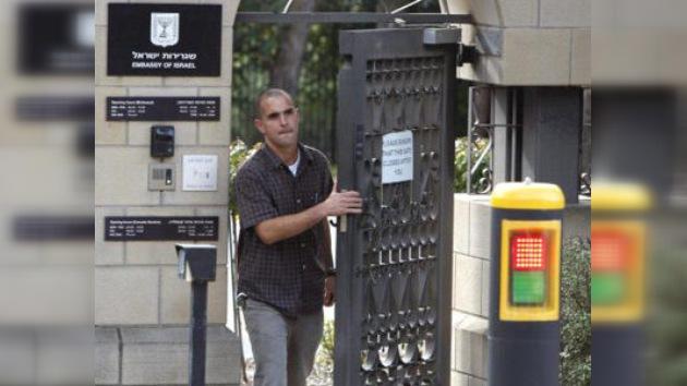 Israel activa la alerta máxima en sus embajadas y cierra cuatro de ellas