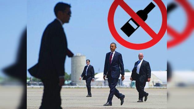 Sin alcohol ni visitas en el hotel: nuevas normas del Servicio Secreto de EE. UU.