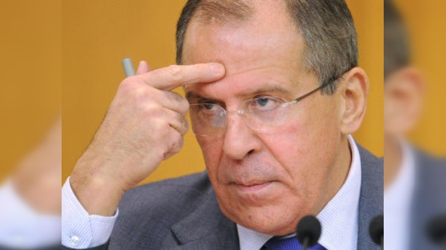 Lavrov: Las sanciones de la UE contra Irán no conducirán a nada bueno