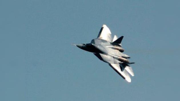 MAKS-2011: T-50, el superdotado