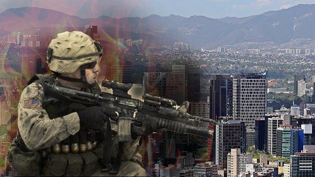 EE.UU. cree necesario prepararse para actuar militarmente en megaciudades como México