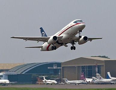 El Superjet  100 desaparece de los radares en una demostración aérea