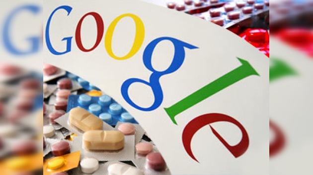 Multa de 500 millones a Google por publicitar a una farmacéutica ilegal
