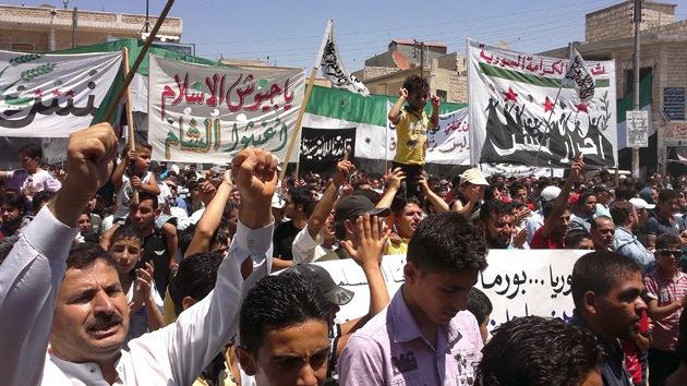 La oposición siria lleva el sello del Club Bilderberg