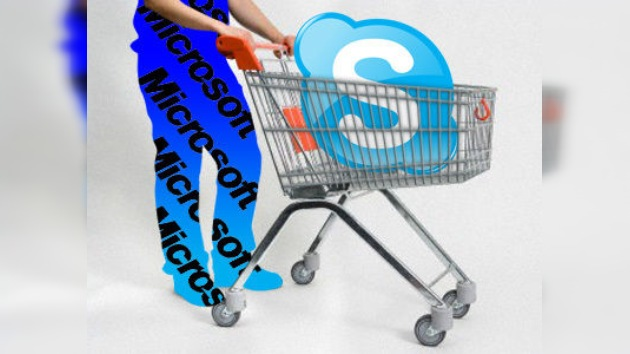 Microsoft acuerda la compra de Skype