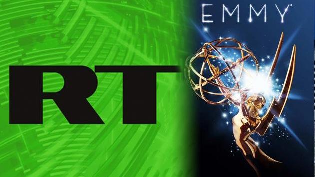 RT, nominada a los prestigiosos premios Emmy Internacional 2012