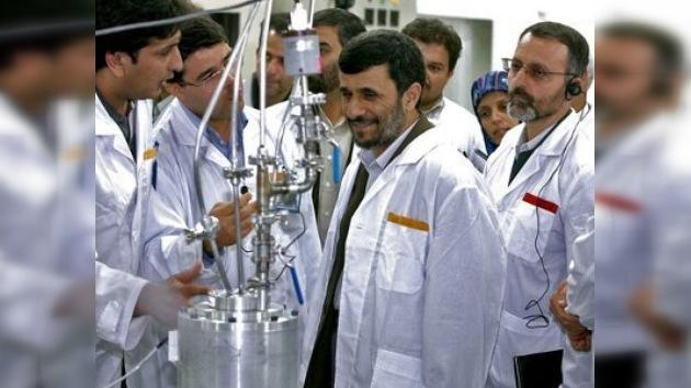Irán viola las decisiones de la ONU