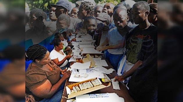 Haití vota en medio de las ruinas y el cólera
