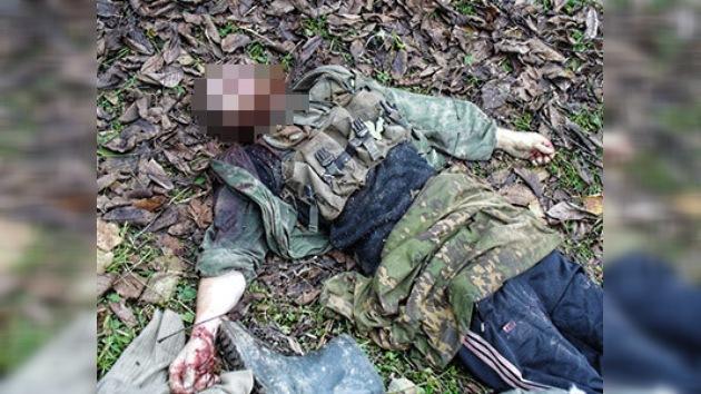 Abatidos dos integrantes de un grupo ilegal armado en Chechenia