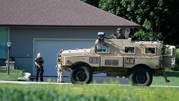 Un joven de 16 años le roba dos rifles al FBI