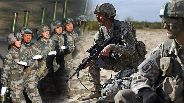 """Consultor del Pentágono: """"China y EE.UU. se están preparando para la guerra"""""""