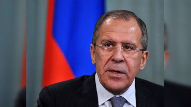 Rusia: la solución al problema sirio debe excluir toda injerencia desde el extranjero