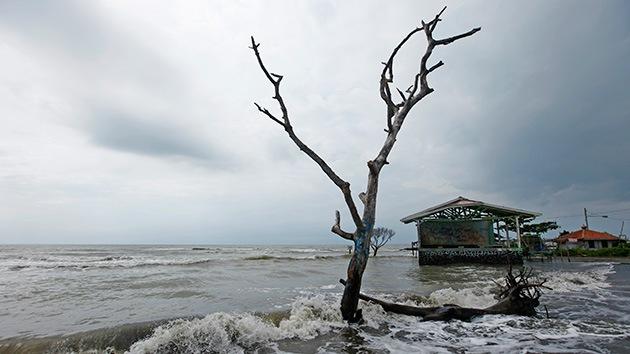 El calentamiento global pondrá a 150 millones de personas con el agua al cuello