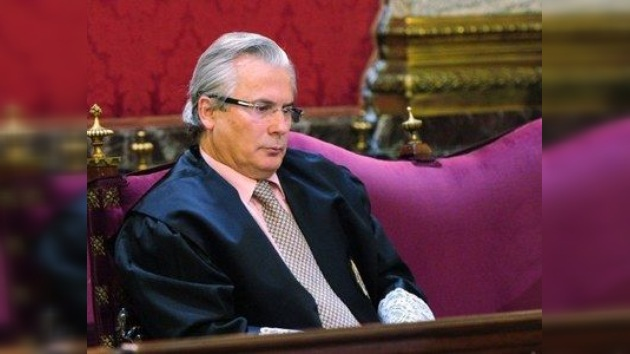 El 'superjuez' Baltazar Garzón de nuevo al banquillo