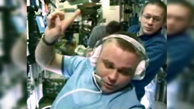 Video desde la Estación Espacial Internacional, parte 2