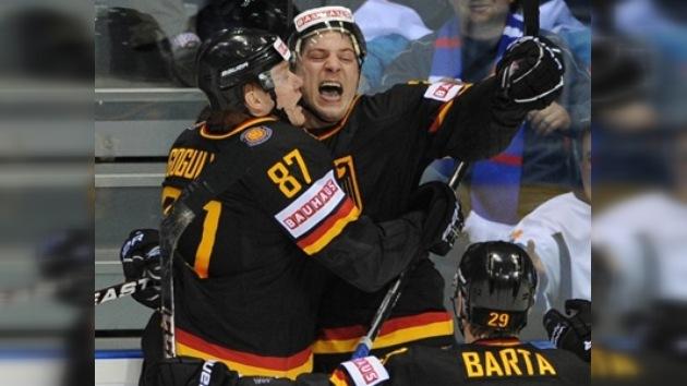 Rusia cae sorpresivamente ante Alemania en su debut en el Mundial del Hockey