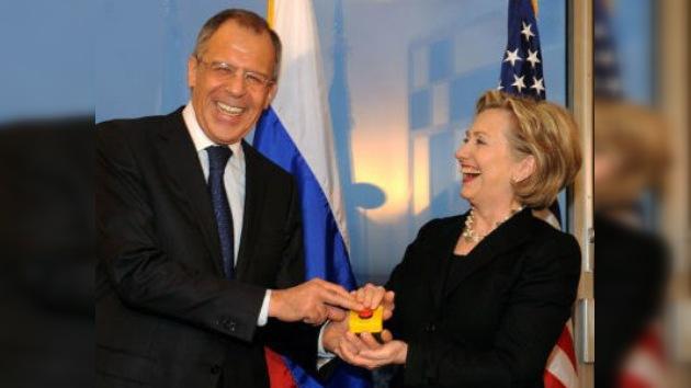 El canciller ruso viaja a EE. UU. para desatascar el 'botón de reinicio'
