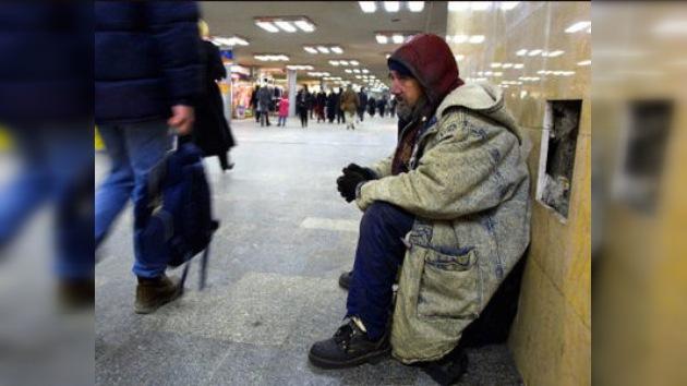 Una nueva ley en Hungría multará a los indigentes por serlo