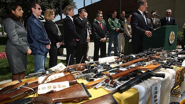 Los republicanos pasan lista a los culpables de la operación de tráfico de armas a México