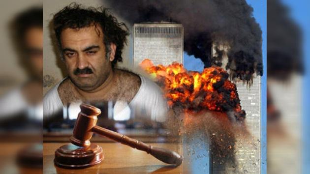 11-S: Acusados de caída de Torres Gemelas rezan como protesta en el juicio en Guantánamo
