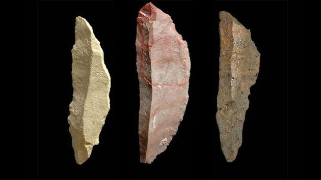 Hallan las herramientas más antiguas jamás encontradas en África del Sur