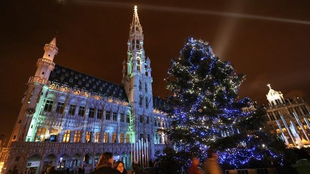 Bruselas no instalará árbol de Navidad para no ofender a los musulmanes
