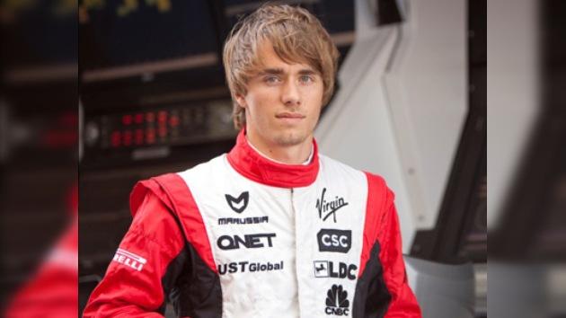Charles Pic, nuevo piloto de Marussia Virgin para la temporada 2012