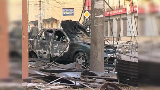 Identificado un grupo de sospechosos del doble atentado en Daguestán