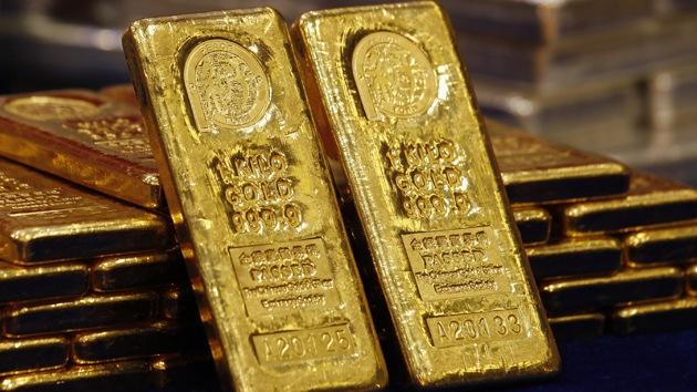 Robo del siglo en China: 998 kilogramos de lingotes de oro reemplazados por otro metal
