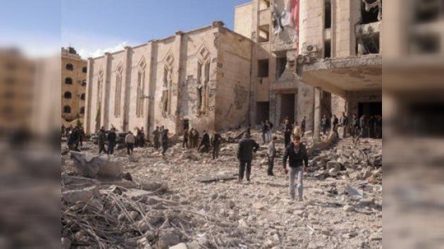 """Moscú: """"Debemos aclarar la posible presencia de tropas extranjeras en Siria"""""""