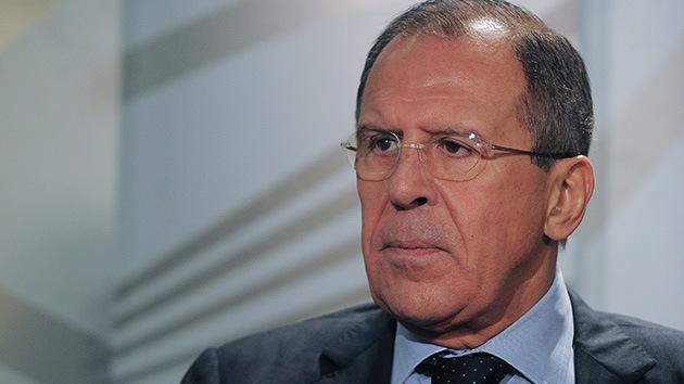 El canciller ruso Serguéi Lavrov se fractura la mano en Turquía, según medios locales