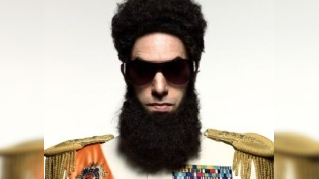 Sevilla se prepara para el rodaje de 'Dictador' con Sacha Baron Cohen