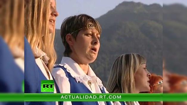 PUEBLOS AUTÓCTONOS DE RUSIA : ESTONIOS EN EL CÁUCASO