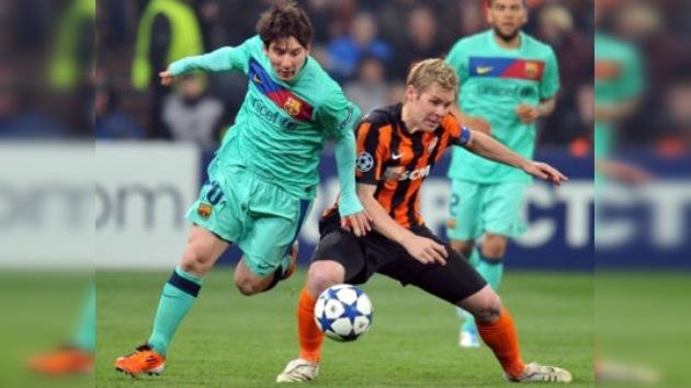 Barcelona y Manchester cumplen y se clasifican a las semifinales de la Liga de Campeones