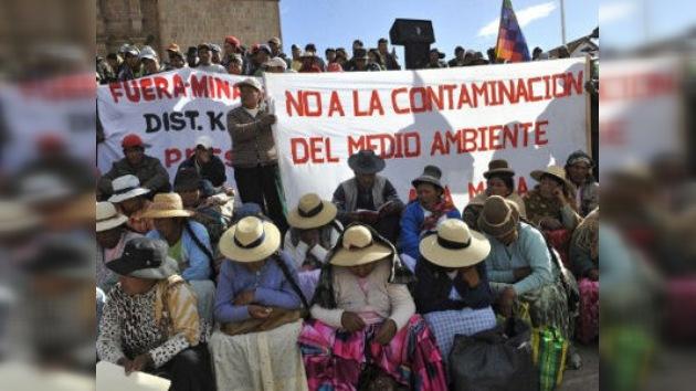 ¿Azuzó Sendero Luminoso las manifestaciones violentas en Puno?