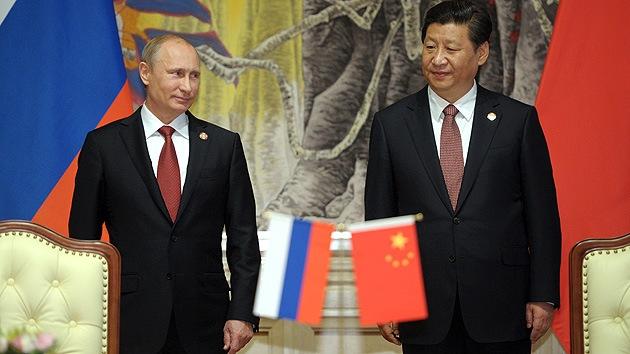 """Putin: """"El contrato de gas con China es el mayor en la historia de Rusia y la URSS"""""""
