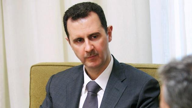 """Al Assad: """"Si EE.UU. decide realizar una operación militar contra Siria, fracasará"""""""