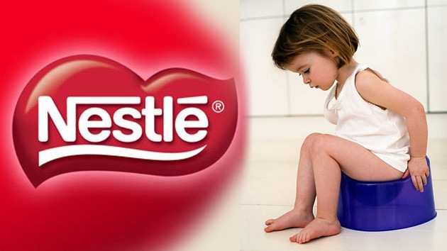 Docenas de niños enferman a causa de un nuevo alimento de Nestlé