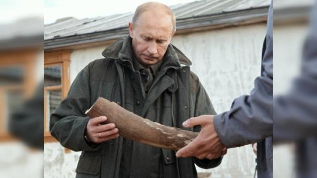 Putin no quiere que desaparezcamos como el mamut