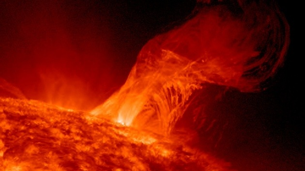 Hallan el secreto del nacimiento de las supertormentas solares