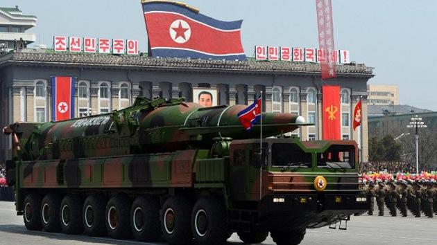 """""""Corea del Norte convirtió camiones chinos en lanzaderas de misiles"""""""