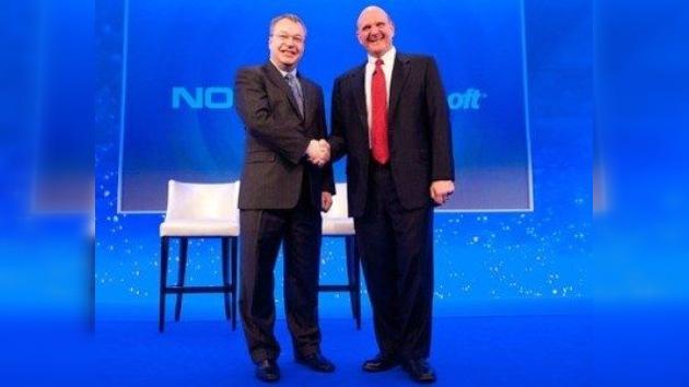 """Microsoft y Nokia firman el """"acuerdo definitivo"""" para crear un nuevo """"ecosistema móvil"""""""
