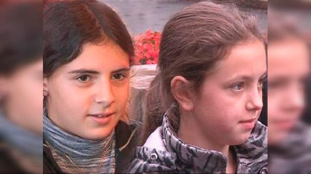 Irina y Ana, dos jóvenes cambiadas al nacer con un destino incierto