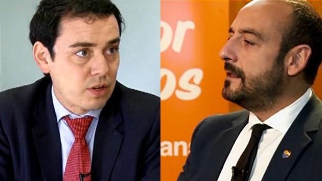 Entrevista exclusiva de RT a miembros de los partidos catalanes CiU y Ciutadans