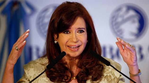 Cristina Fernández responde con furia a un funcionario de la Embajada de EE.UU.