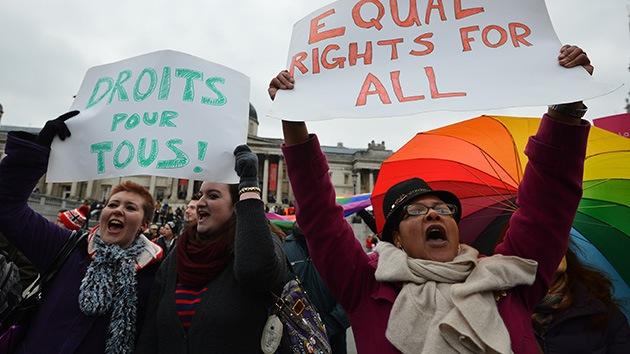 Francia legaliza el matrimonio homosexual