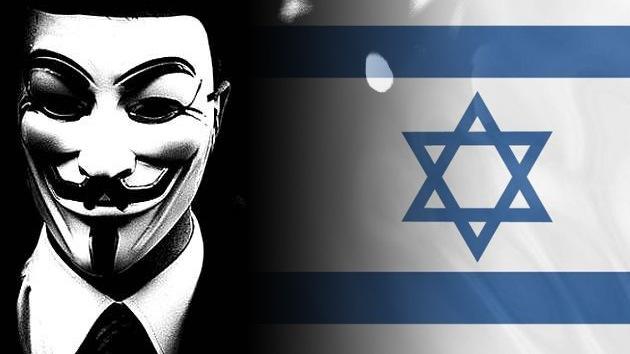 """""""Demasiado tarde para esperarnos"""": Arranca la operación de Anonymous contra Israel"""