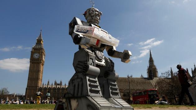Los 'robots asesinos', a debate en la ONU